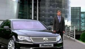 VW Phaeton – The Vision
